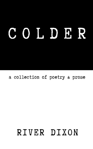 Colder ebook Cover Promo