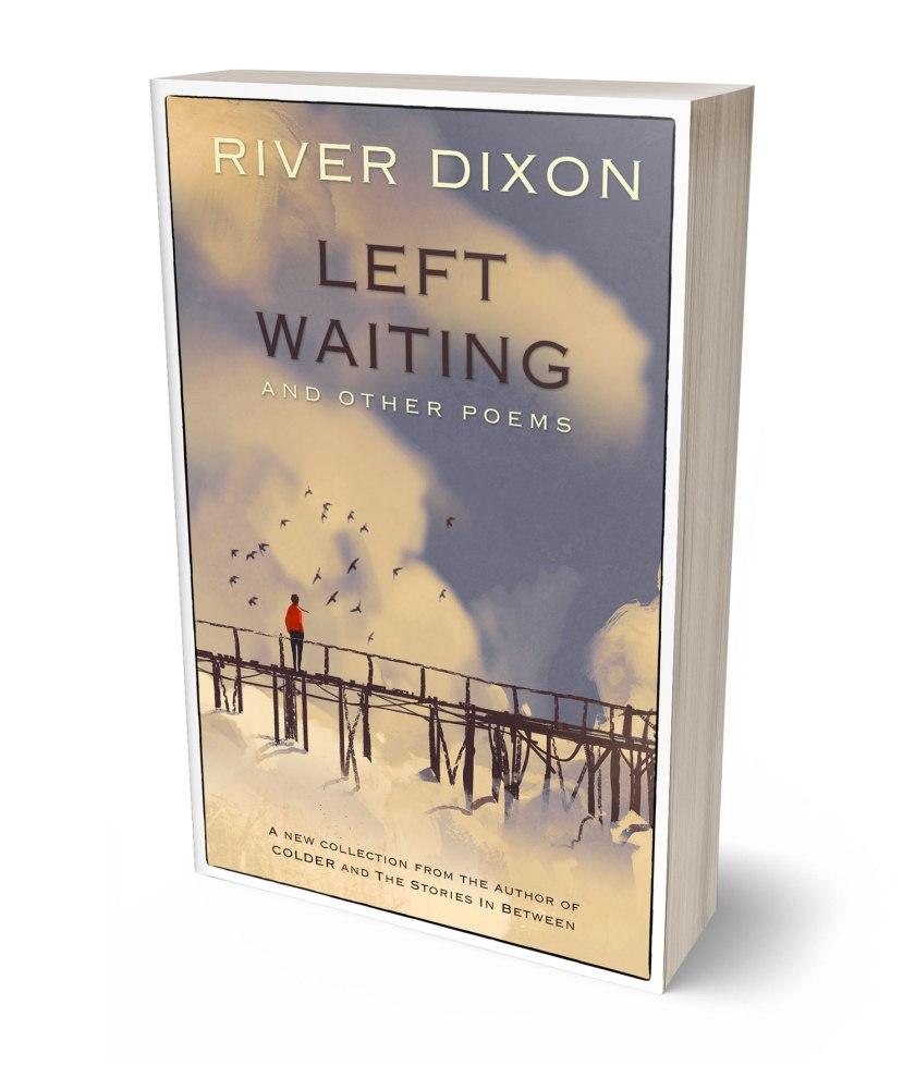 Left Waiting Book Mockup