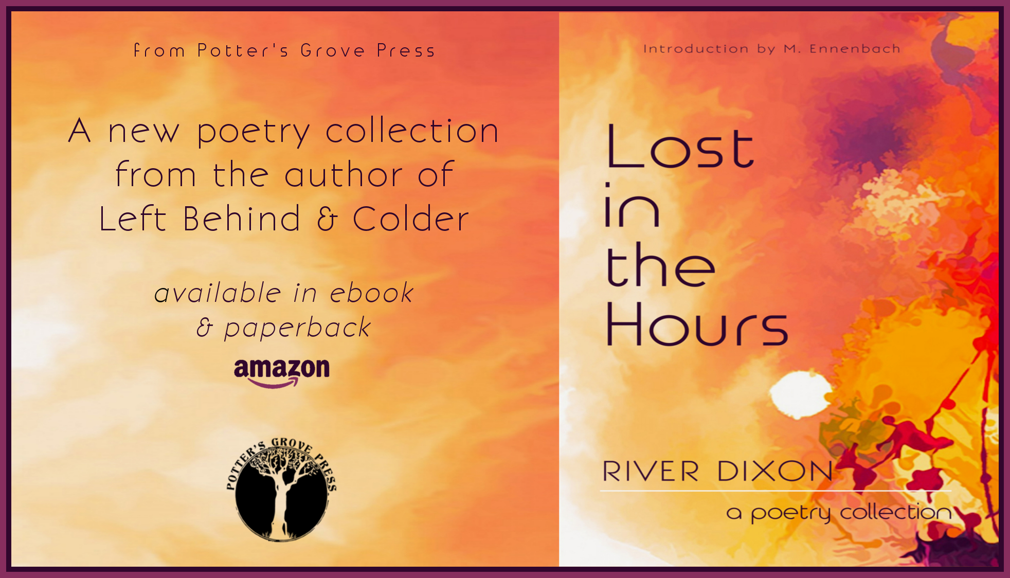 Coming Soon – Lost in the Hours