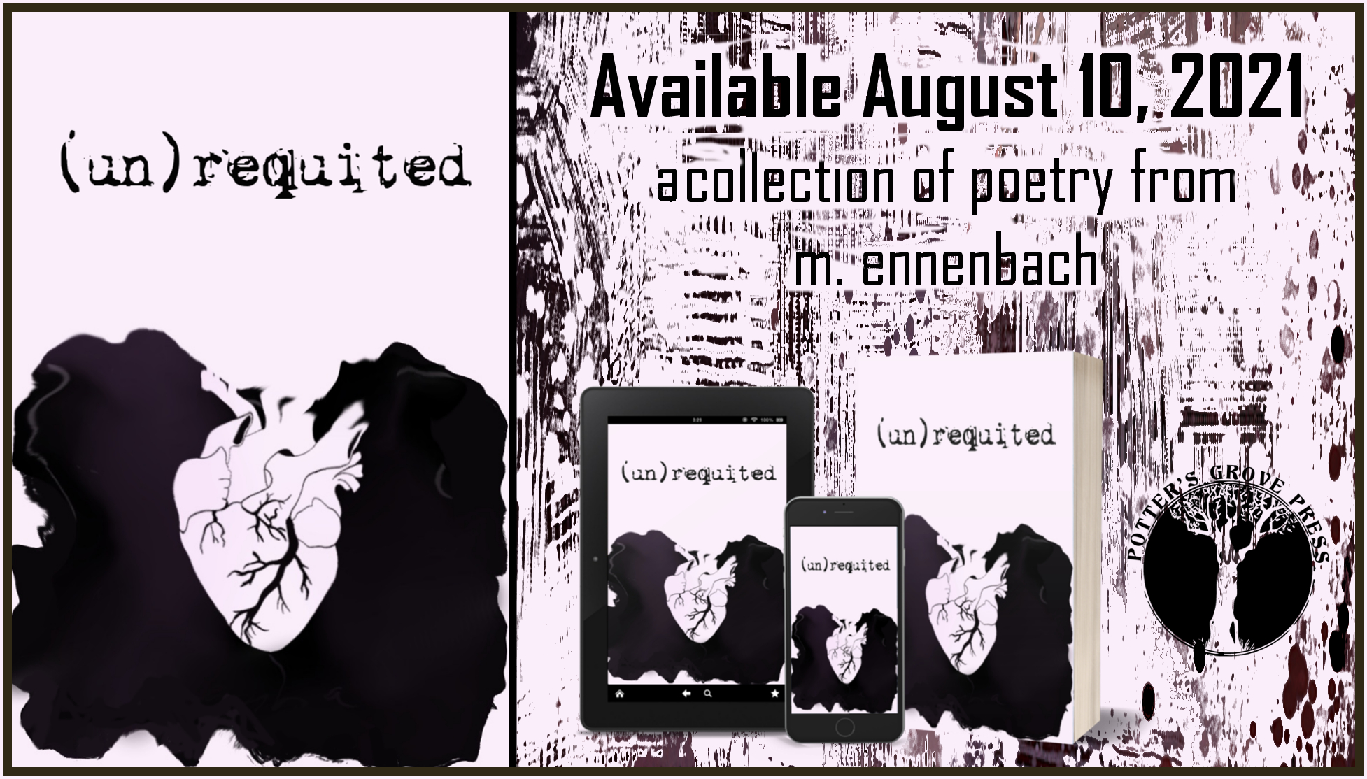 (un)requited Available for Pre-Order